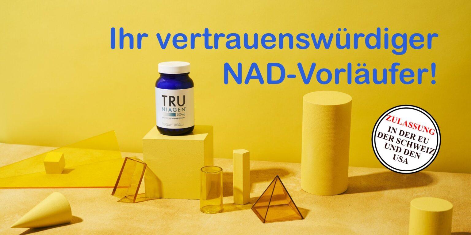 news letter Tru Niagen Yellow_DE