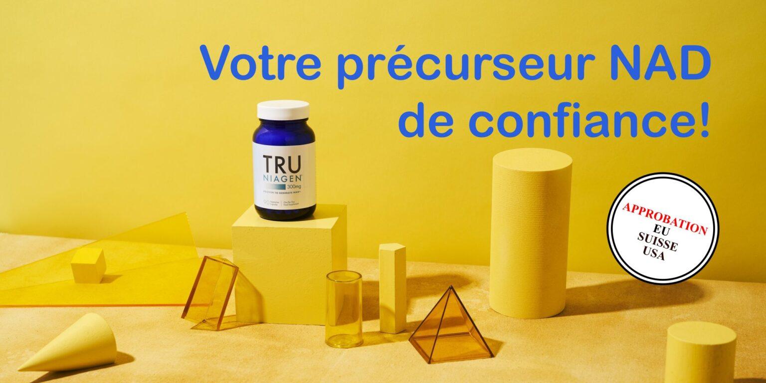 news letter Tru Niagen Yellow_FR